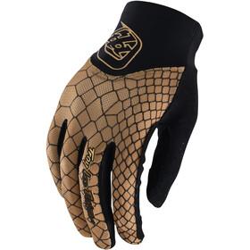 Troy Lee Designs Ace Gloves Women, snake gold